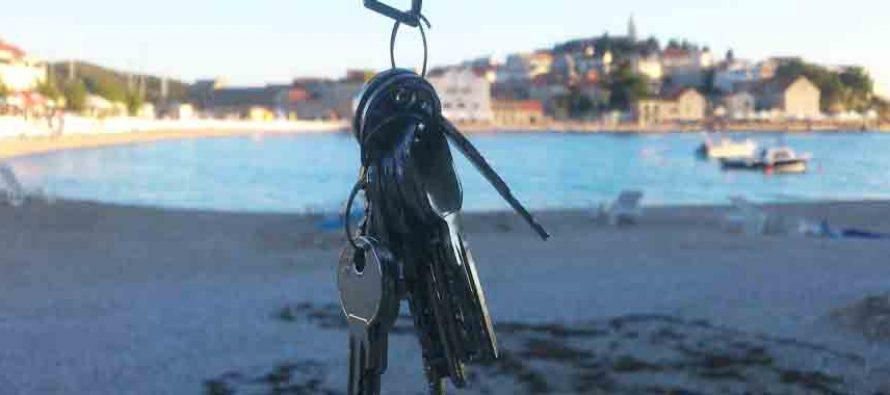 Pronađen mac ključeva