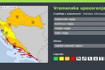 Dalmacija u crvenom: Poharat će nas nesnosne vrućine i ekstremne suše!