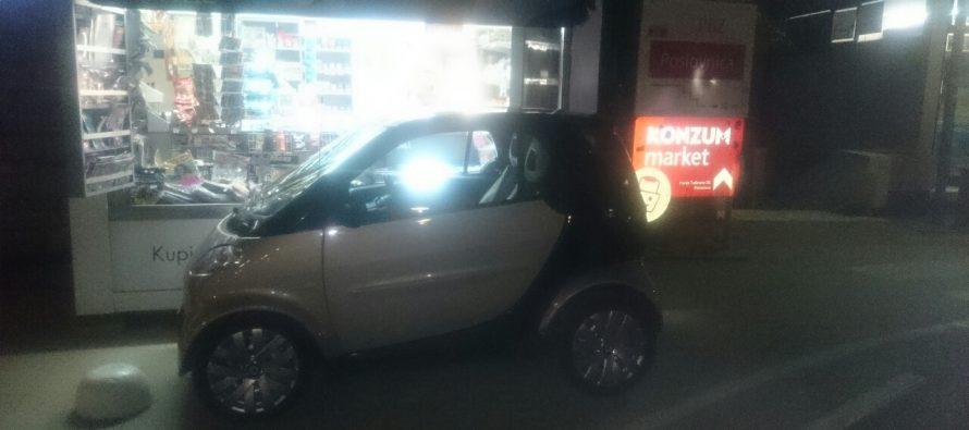 Fotokritika – SMART parking