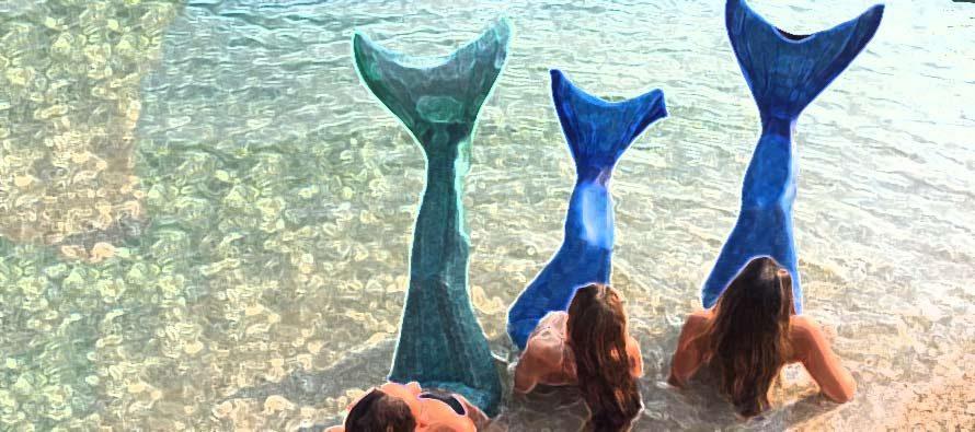 SENZACIONALNO: Sirene ipak postoje, i posjetile su Primošten