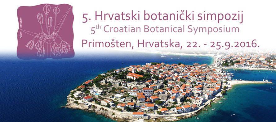 Hrvatski botanički simpozij u Primoštenu