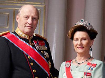 kralj norveške