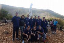 DUJI U ČAST: Primoštenski vatrogasci posjetili Međugorje
