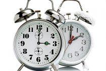 25. listopada 2020. završava ljetno računanje vremena