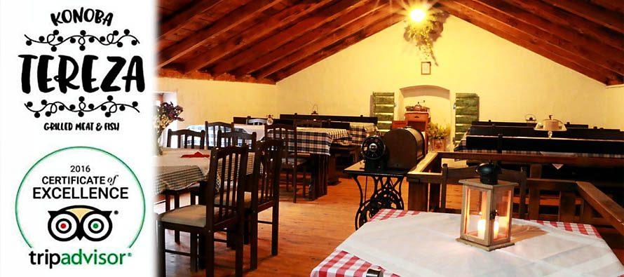 Konoba Tereza u Primoštenu obiteljska je priča zbog koje i zima u Dalmaciji postaje ljepša