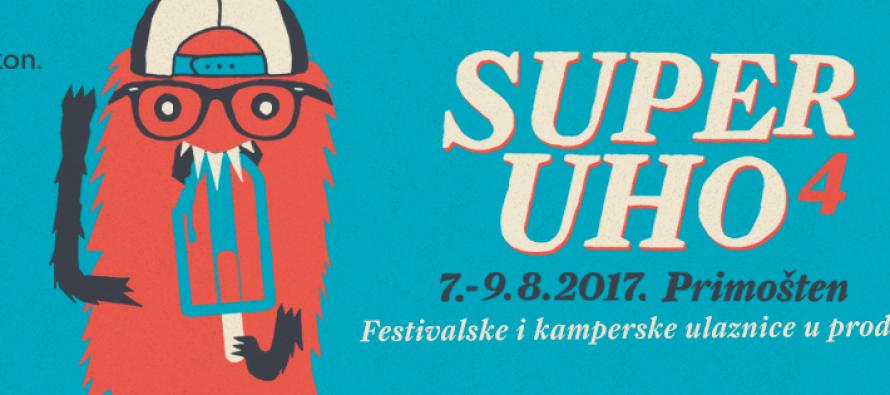 Počinje promotivna prodaja ulaznica za četvrto izdanje SuperUho Festivala!