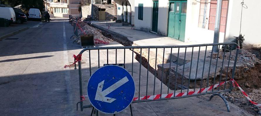 VOZAČI OPREZ: Radovi u tijeku u Dubrovačkoj ulici