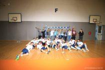 Mlade snage MNK Primoštena na Futsal cupu Zagreb 2017