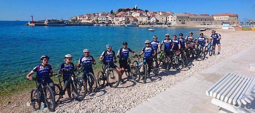 5. Rođendan biciklističkog kluba Primošten