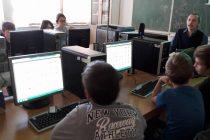 Osnovna škola u Primoštenu prva je škola u Dalmaciji koja se priključila Code klubu
