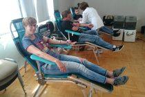 Velike pohvale svim Primoštencima koji su se u petak odazvali akciji darivanja krvi