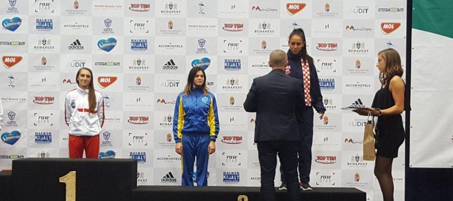 BRONCA STIŽE U PRIMOŠTEN: Karmela Makelja je napravila izvanredan rezultat osvajanjem svjetske medalje u kickboxingu !