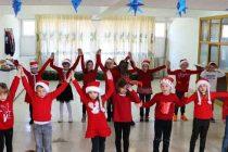 Božićna priredba u školi