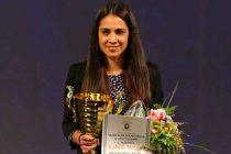 Karmela Makelja najbolja sportašica u 2017.