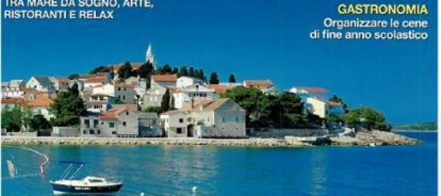 Primošten na naslovnici uglednog talijanskog turističkog mjesečnika; U Marcu Polu će Talijani čitati i o drugim destinacijama u Šibensko-kninskoj županiji