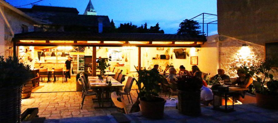 Konoba  Dvor – Novi raj za gurmane u Primoštenu