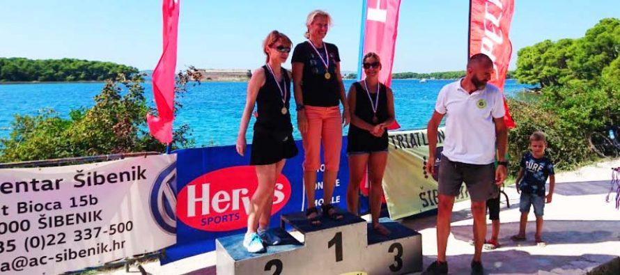 Katarina Pancirov brončana na utrci građana
