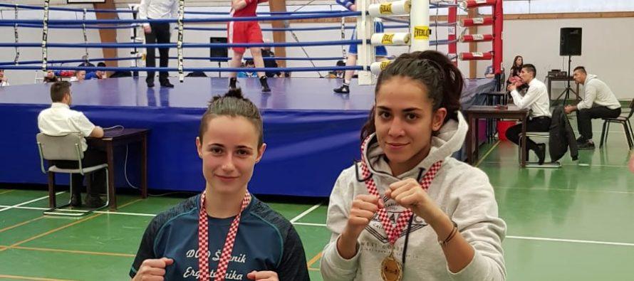 Karmela Makelja prvakinja Hrvatske u boksu !!!