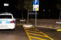 Policajka u Primoštenu parkirala na mjestu za invalide