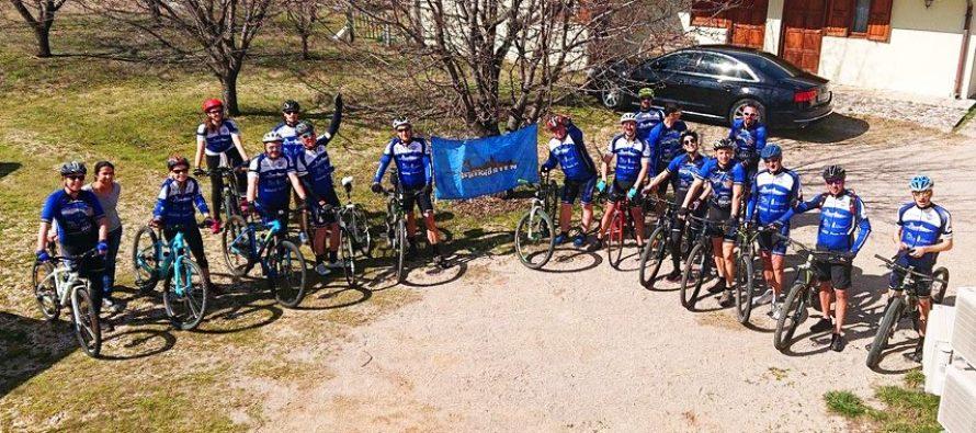 BK Primošten na biciklijadi u Mostaru