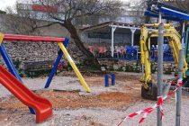 Napokon sanacija dječjeg igrališta kod Guste