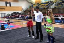 Karmela Makelja uzela i treći naslov prvakinje ove godine !