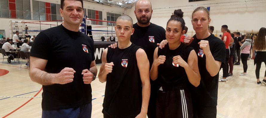 Nives Radić prvakinja Hrvatske u full contactu ! Karmela Makelja i Svetin Vukičević viceprvaci !