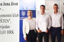 EKSKLUZIVNO IZ ZG:  MNK Primošten izborio projekt od 2 milijuna kuna.