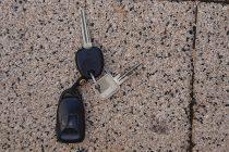 Pronađen ključ od auta