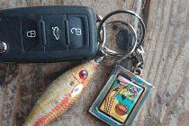 Pronađeni ključevi auta