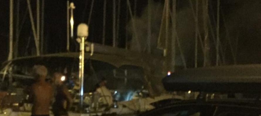 Opet gori brod u Kremiku
