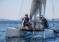 Prošlog vikenda se u Primoštenu jedrila regata katamarana klase F18