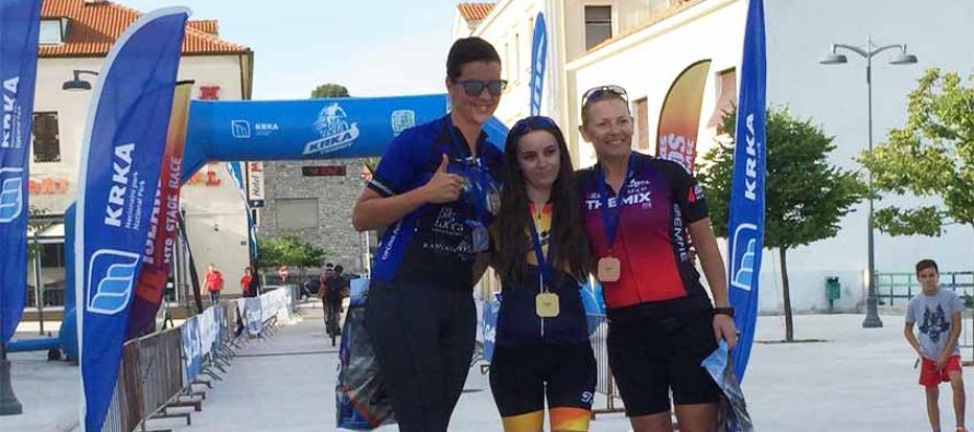 Tea Šarić osvojila srebro na utrci Krka trophy 2019
