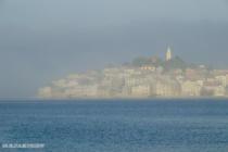 FOTO: Magla nad Primoštenom
