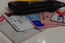 Izgubljen novčanik s dokumentima