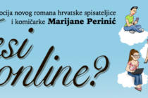 """Promocija knjige """"JESI ONLINE?"""" Marijane Perinić"""