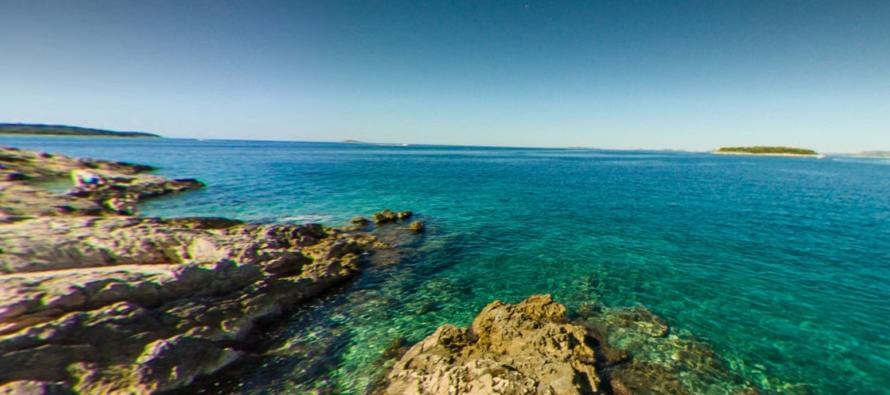 NOVA KATEGORIJA PRIMOŠTENA PLUS: FOTO 360° – Primoštenske stine i more