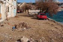 Radovi u ulici Podakraje