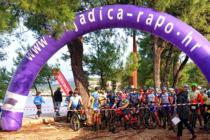 Biciklizam – Sabina opet prva!