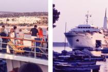 """IZ ŠKAFETINA: Sjećate se broda """"Tiziana"""" koji je u zlatno doba primoštenskog turizma dovozio talijanske turiste direktno iz Pescare u naše hotele !?"""