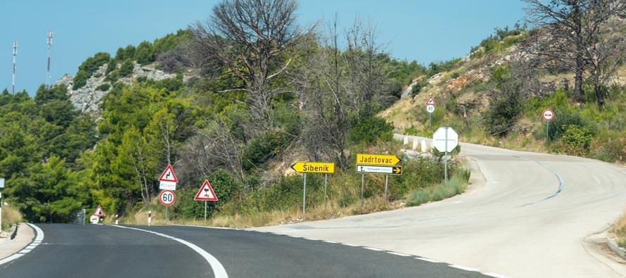Zatvara se cesta prema Jadrtovcu za sav promet