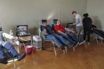ODAZOVITE SE, DARUJMO KRV – Dobrovoljno darivanje krvi u Primoštenu 15.5.2020.