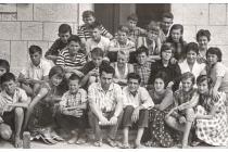 IZ ŠKAFETINA: Tko je tko na slici ? Godina je oko 1950.!?
