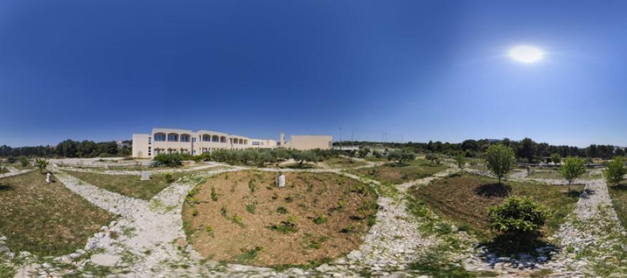 FOTO 360° – OŠ Primošten – Školsko dvorište