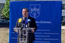 Ministar zdravstva prof.dr.sc. Vili Beroš boravio je danas u Šibensko-kninskoj županiji: Aktualna epidemiološka situacija je zadovoljavajuća