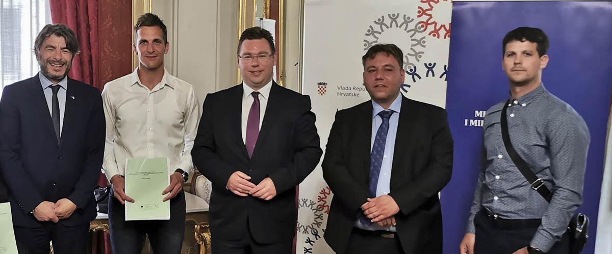 MNK Primošten kreće sa provedbom drugog EU projekta