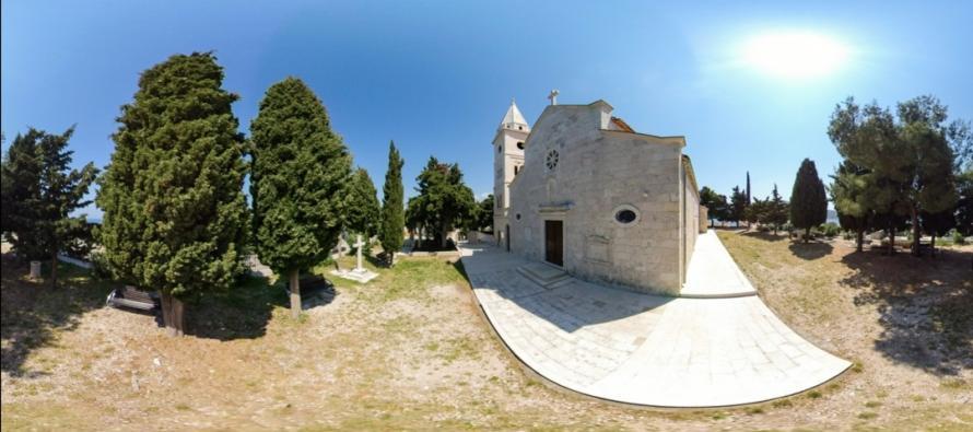 FOTO 360° – Crkva sv. Jurja