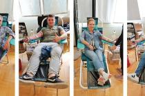 HUMANOST NA DJELU: Uspješan odaziv darivatelja krvi u Primoštenu