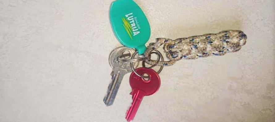 Barbie pronašla ključeve