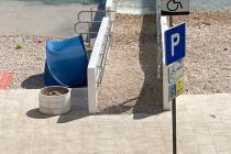 Fotokritika – ulaz u more za invalide
